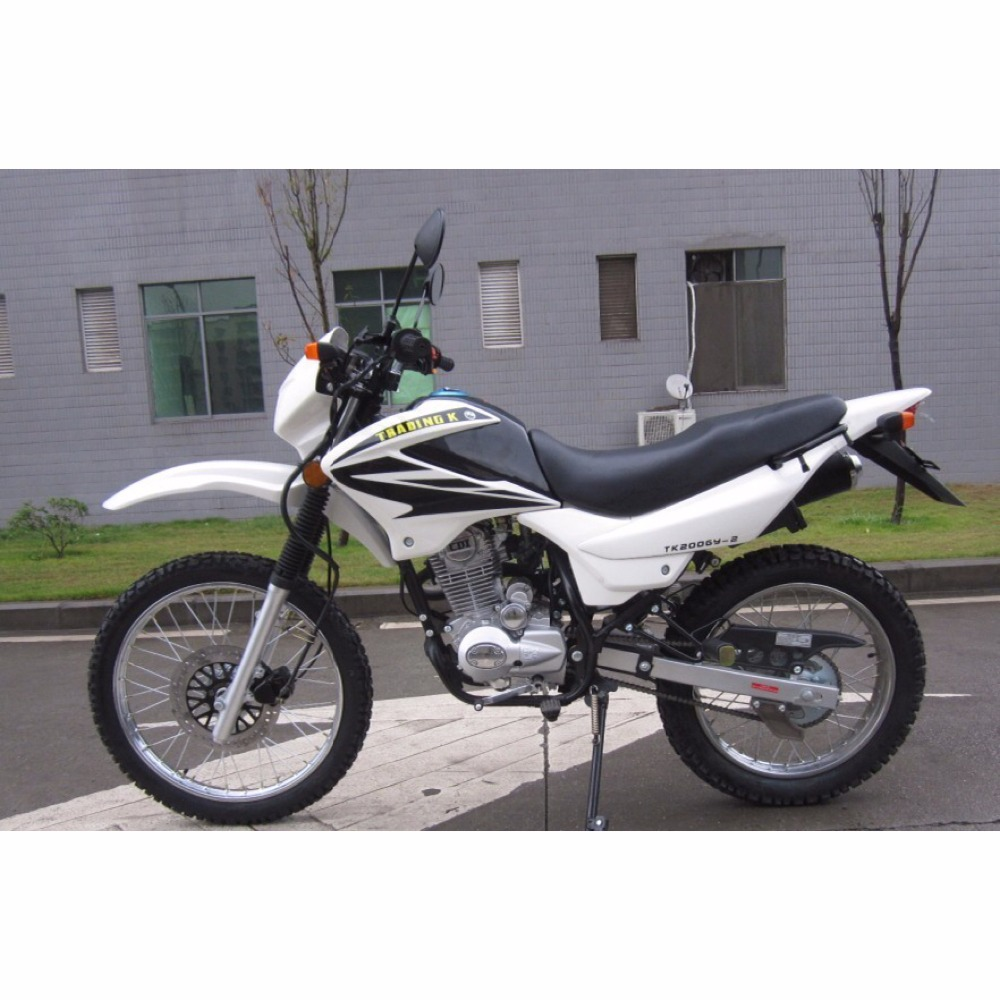 New 200cc on road super power dirt motorbike