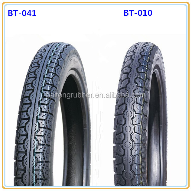 Motorcycle tyre manufacturer in China