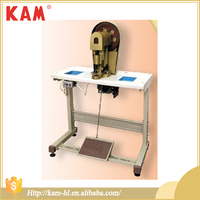 Hot sell China semi automatic snap button attaching machine