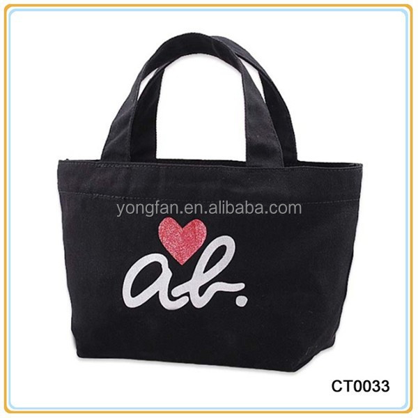 2015 Hot New Products Promotional Customized Cotton Bag Canvas <strong>Tote</strong> Shopping Bag