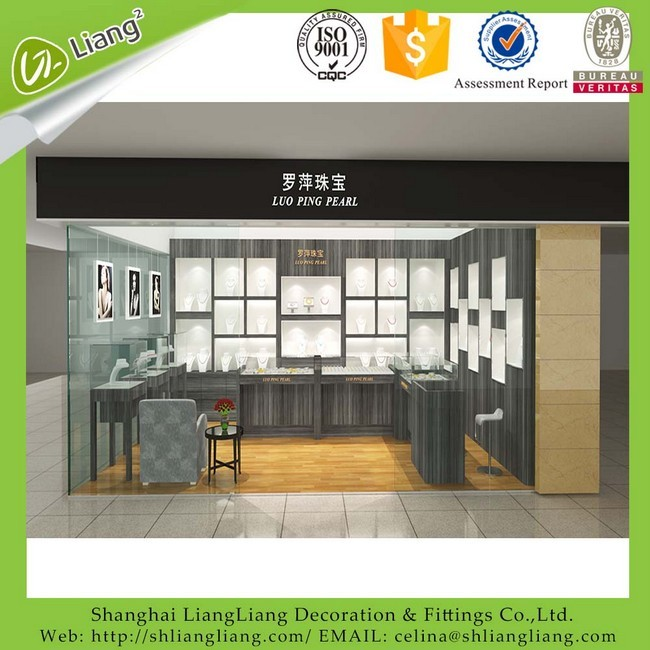 Finest Showroom Counter Designs Display, Showroom Counter Designs Display  OH05