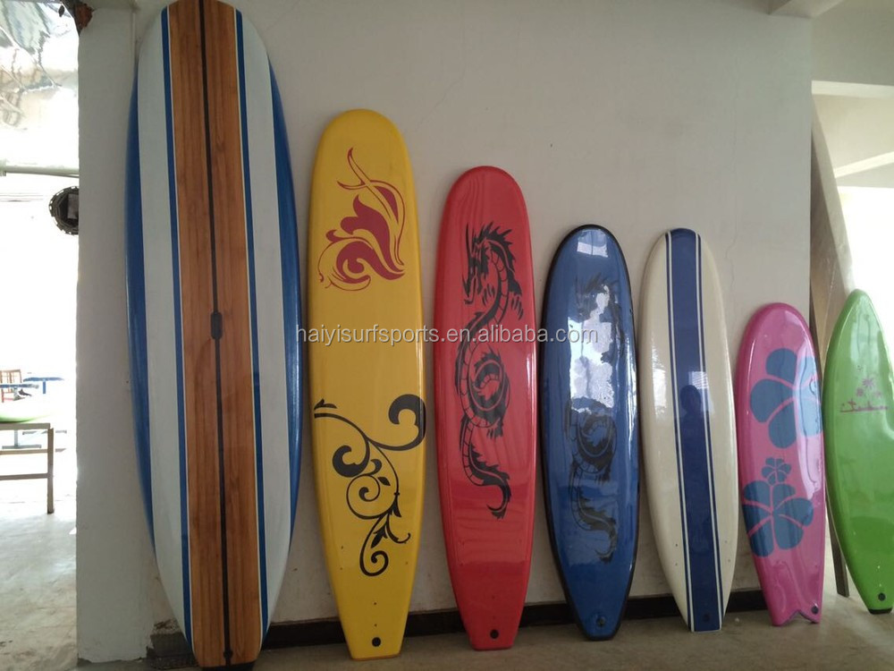 Beginner Soft Board Performance Surfboard In China Best Ing Surf Boards
