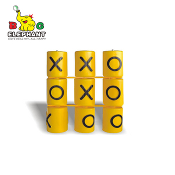 Playground Accessories Tic Tac Toe Cylinder Set Cylinder Only