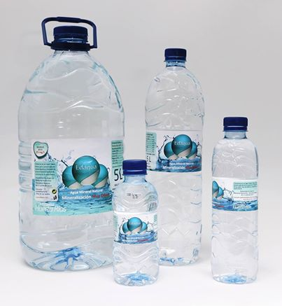 Mineral Water 23mg/l Export