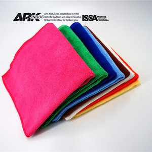 personalized 80 polyester 20 polyamide microfiber industrial cleaning cloth