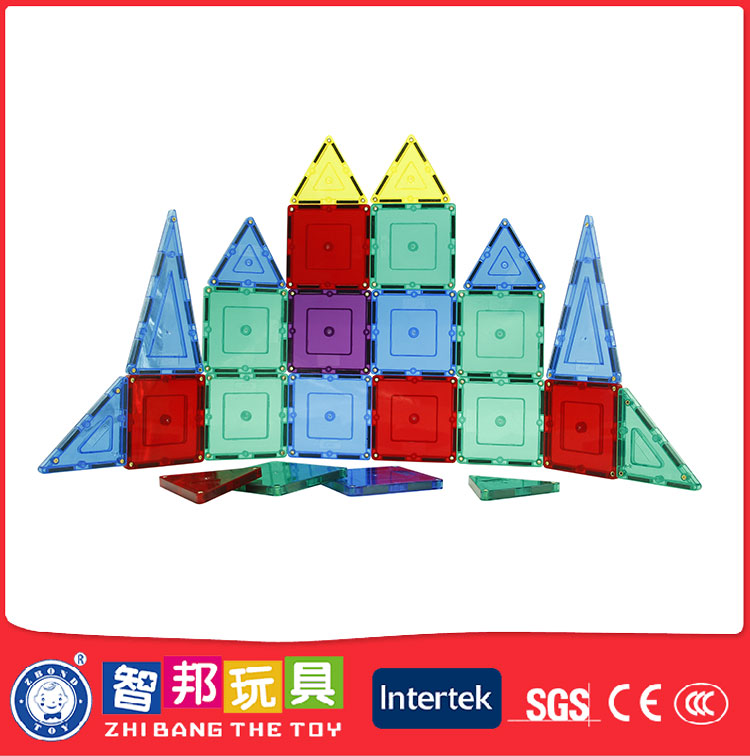 Professional Manufacture Cheap Magnetic Tiles Desk Toys