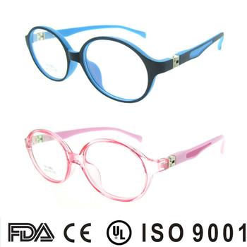 2531394ea1 TR90 marco niños flexible anteojos bisagra de resorte de primavera los niños  gafas últimas gafas de