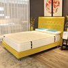 Firm sleep queen double bed compress super soft price pocket coil spring memory foam mattress