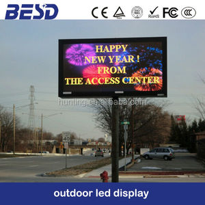 p16 outdoor led signs billboard / p16 outdoor led display with static scan A led moving sign p16 outdoor led display