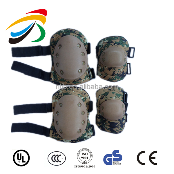 Tactical outdoor extreme sport Knee Pads and Elbow Pads skateboard, biking, minibike riding Protector
