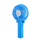Portable Usb Fan 3 Speed Adjustable Cooler Mini Fan 1200Mah Rechargeable Handy Quiet Desk Desktop Outdoor Usb Cooling Fan