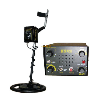 Deep Searching Detector For Gold Nuggets Scorpion - Buy Deep Searching  Metal Detector For Gold,Gold Metal Detector Long Range,Best Metal Detector