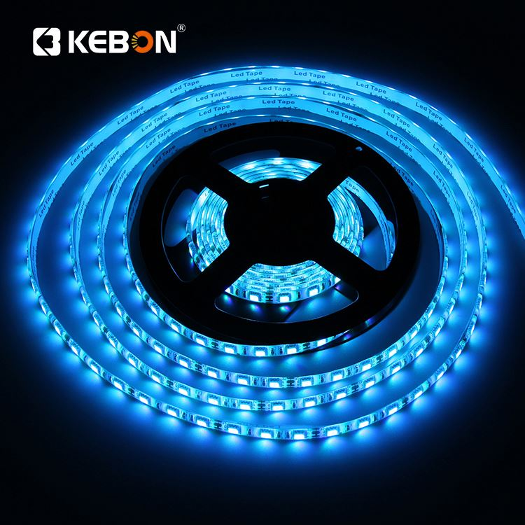 12v <strong>Rgb</strong> 5050 Flexible Decorative Engineering Lamp Belt Portable Flex Led Light Strip