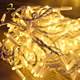 Outdoor Christmas festival decoration waterproof IP65 rubber led garland string light