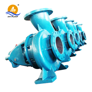 Centrifugal Long Coupled Back Pull Out ISO End Suction Pump
