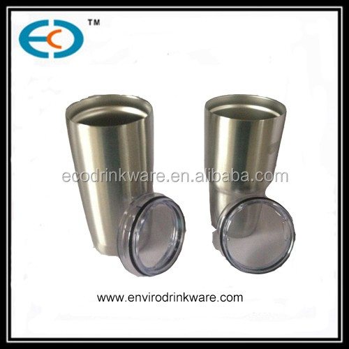 350ML 18/8 stainless steel coffee tumbler