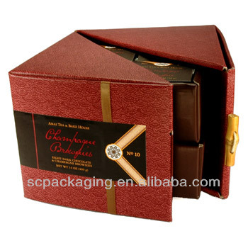 Latest Hot Sale Unique Design Brownie Packaging Box - Buy Brownie ...