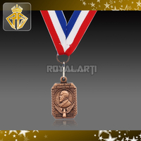 Wingate Memorial Medal With Custom 3D Protrait