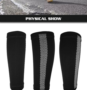Class one pressure calf sleeve for training new design