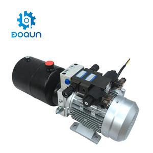 220v Double Acting Hydraulic Power Pack Unit for Log Splitter