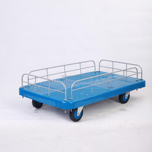 200 kg dolly cart economical price appliance dolly plastic 4 wheel dolly