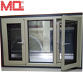 Aluminum casement window with Fly screen aluminum windows prices