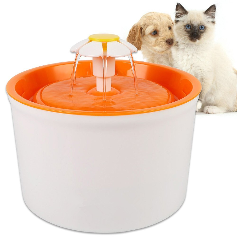 Automatic Electric 1.6L Super Silent Pet Fountain Automatic Water Dispenser for <strong>Dogs</strong> and Cats
