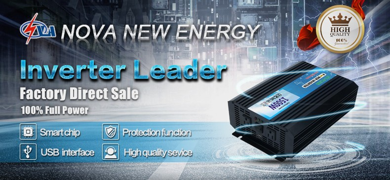 solar power inverter 1500W 2.5kw power inverter