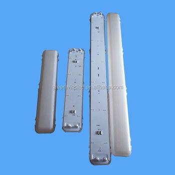 1*58w 2*58 5ft 1500mm T8 Waterproof Fluorescent Light Fixtures Ip65 ...