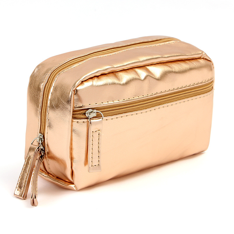 China supply hot sales women styles pu cosmetic bag