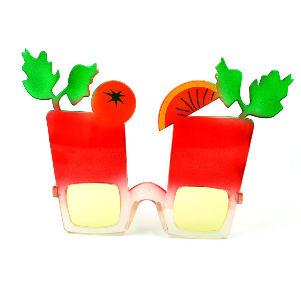 Popular Fashion Orange Juice Crazy Party Glasses