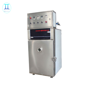 Hot sale Stainless steel fish smoking machine for sale / electric smoker  oven / function of smoke house