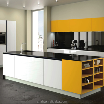 Ghana Ready Made Kitchen Cabinets Modern Style Residential Project Kitchen  Cabinets With Simple Design - Buy Ready Made Kitchen Cabinets,Ghana Kitchen  ...