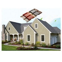 Environment Friendly Light Weight Exterior PVC Siding