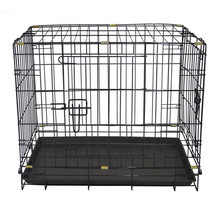 Cheap indoor heavy duty waterproof modular chain link dog kennel