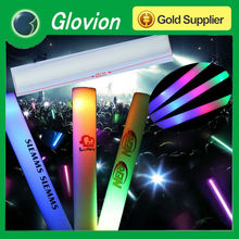 Concerto Varas Rally Rally Foam Wand LED Light-Up Batuta Vara Cheer
