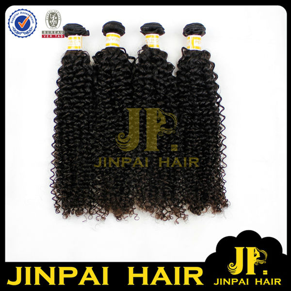 JP Hair Soft Shiny Cuticle Aligned Long Lasting Remy Peruvian Hair 4pcs Lot