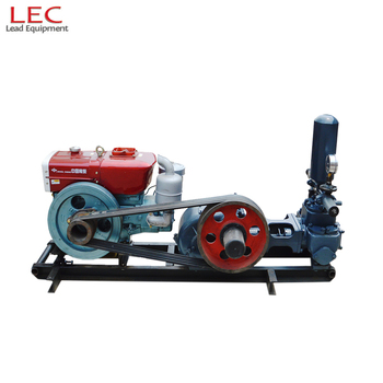 200L 870PSI Mining Ash Light Slurry Pump