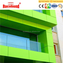4mm Exterior PVDF Aluminum Composite Panel/ ACP/ACM