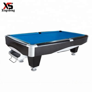 Superieur Clear Design Custom Cheap Masse Pool Table With Good Quality Felt