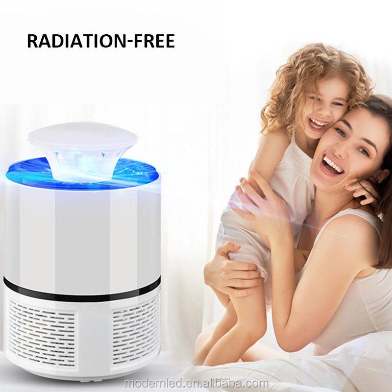 usb 5W  LED Bug insect Zapper Anti Mosquito electronic mosqito killer lamp