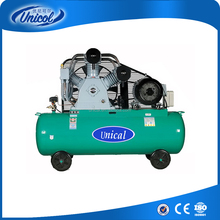 1.5KW 2HP Portable Configuration Lubrication Style whole piston air compressor