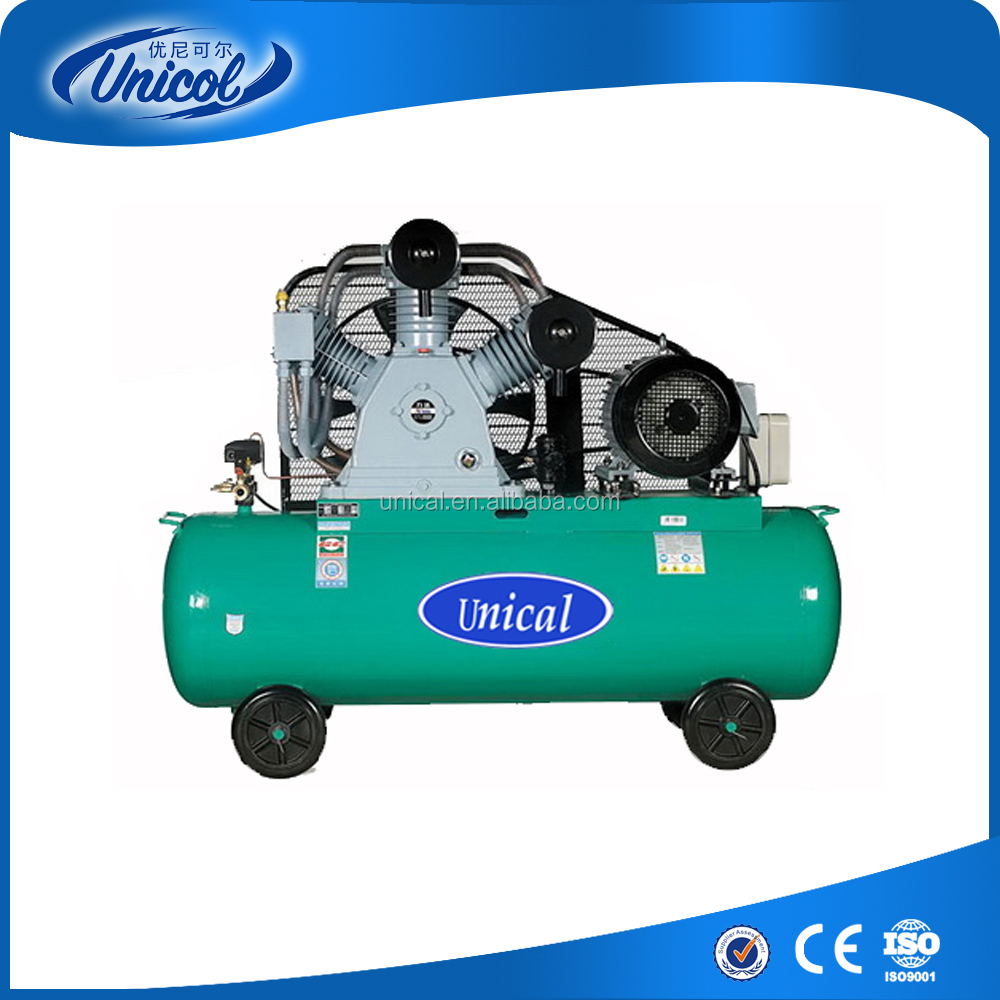 Unical 1.5KW 2HP TA-65 Portable Configuration and Lubricated Lubrication Style piston air compressor