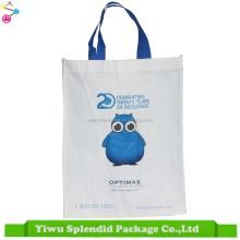 Cheap China Supplier Custom White Non Woven Bag Decorative Reusable Bag