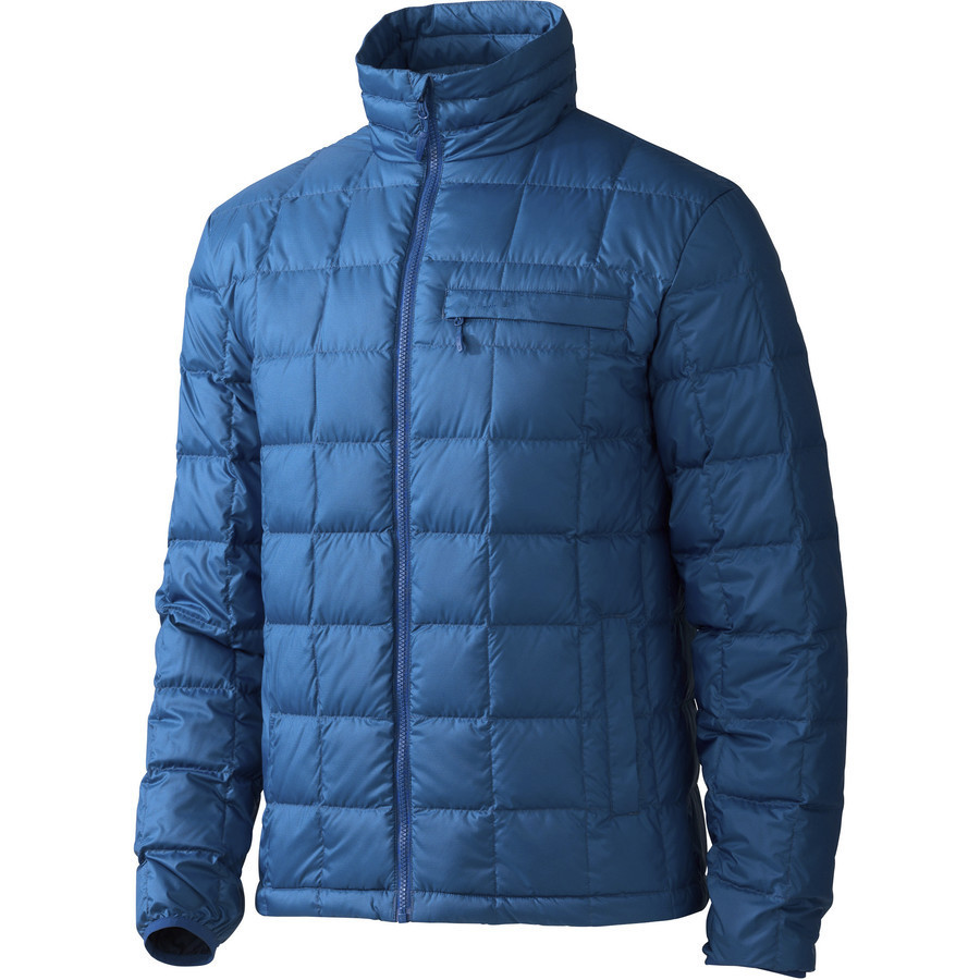 Goose Feather Down Jacket