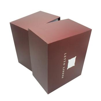 Christmas Gift Cardboard Packaging Box For Children Birthday Present