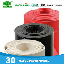 Custom Size factory price hypalon rubber sheet