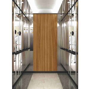 China Traction Type Passenger Elevator Lift Oem Manufacturer