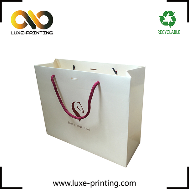 Xiamen kraft paper gift bag for wine packaging from China