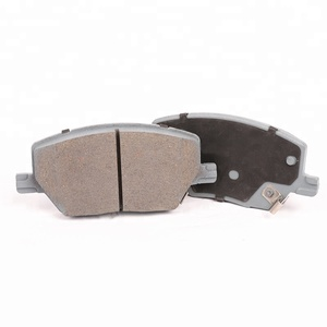 ISO9001/TS16949 No Noise Accessories Disc Brake Pad Ceramic Car Brake Pad